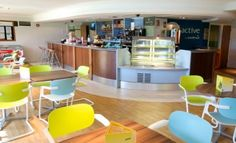 Bromley Fitness & Wellbeing Centre Gym Cafe