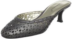A. Marinelli Women's Knit Sandal,Pewter,6.5 M US *** Click image for more details.