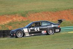 #44 BMW M3 of Kerry James