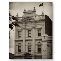 Trades Hall, Ballarat, Victoria by @PapillonPhoto