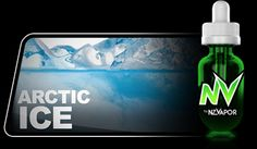 Arctic Ice NV Juice gives an intense fresh hit with each vape. Designed for those seeking a more concentrated menthol effect, this premium e-liquid blend offers a subtle and sweet aftertaste. Arctic Ice can be vaped on its own but is at its best when mixed with other flavours, to give them a cool hit.  All products in the NV JUICE range are designed to offer the highest vapor production available.