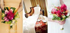 Tropical Beach Bridesmaids Dresses | photo
