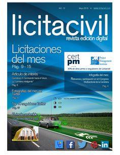 12 licitacivil licitaciones obra civil edificacion mayo15 Revista digital sobre licitaciones de obra civil y edificación en Andalucía, Murcia y Extremadura.