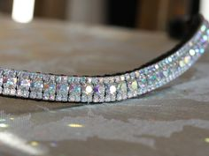Equiture - All iridescent browband, £40.00 (http://www.equiture.biz/all-iridescent-browband/)