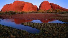 Kata Tjuta, Alice Springs - Australia