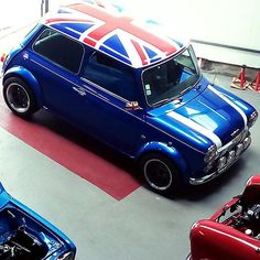 gottiperformance #minicooper #mini #130 Mini Cooper S, Rover Mini Cooper, Mini Cooper Clasico, My Dream Car, Dream Cars, Classic Mini, Classic Cars, Bike Humor, Minis