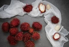These silly little hairy balls are actually a really delicious and refreshing tropical fruit. It's a Rambutan. A fruit that grows in South East Asia. Have you tried one? It's pretty good. ❤❤❤    www.punkettia.com Have You Tried, Pretty Good, Balls, Food Photography, Asia, Tropical, Fruit, Instagram