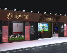 ilkay yılmaz on Behance Booth Design, Cafe Restaurant, Behance, Exhibitions, Icecream, Creative, Outdoor Decor, Ice Cream