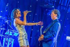 Anne Stalman & Stef Dompeling - sesam sensation live