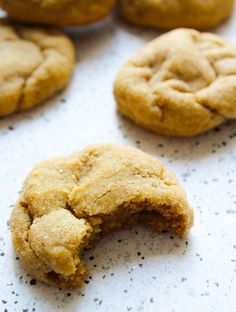 Let the Madness Begin: Maple Spice Cookies