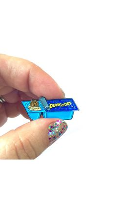 Dunkaroos Enamel Pin by millypins on Etsy
