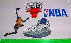 4 Basketball Stickers  Crafts Scrapbooking Laptop by FrancisRoyal