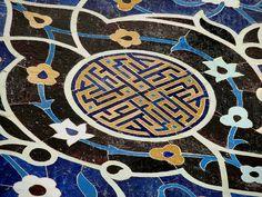 Tile, Istanbul, Turkey by balavenise, via Flickr