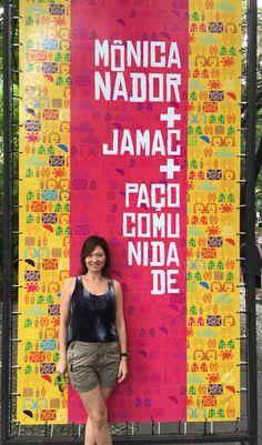 Paço das Artes - criação de estampas de tecidos com a comunidade São Remo - 08.03.2015
