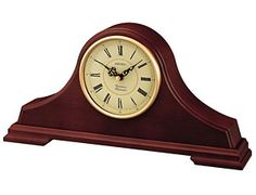 Bring a touch of classic style and timeless grace to your mantel with the Seiko Brown Oak Tambour Clock. This elegant mantel clock features a solid oak. Tabletop Clocks, Mantel Clocks, Oak Mantel, Big Clocks, Tambour, Medium Brown, Solid Oak, Seiko, Quartz