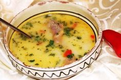 m.bucataras.ro Romanian Food, Anton, Cheeseburger Chowder, Soup Recipes, Food And Drink, Meals, Cooking, Supe, Album
