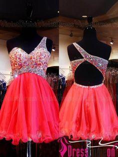 Red Dress, Prom Dress, Red Prom Dress, Tulle Dress, Backless Dress, Short Dress, One Shoulder Dress, Short Prom Dress, Short Red Dress, Dress Prom, Ball Dress, Red Short Dress, Watermelon Dress, Red Backless Dress, Prom Dress Short, Backless Prom Dress, Ball Gown Dress, Gown Dress, Short Tulle Dress, Short Red Prom Dress