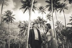 Honeymoon shoot under coconut tree on a tropical island!Think about this now winter is coming;) Honeymoon and wedding photographer in Moorea, Tahiti and others islands of French Polynesia. Discover the most beautiful place of this island with your photographer team! http://www.svphotograph.com  #svphotograph #mooreaphotographer #mo'orea #tahitiphotographer #coconutfield #lovers #honeymoonphotographermoorea #honeymoonphotographertahiti #blackandwhitecoconut #travelphotographer