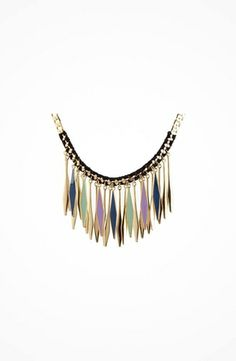 BCBGeneration Decidedly Pastel Necklace #accessories  #jewelry  #necklaces  https://www.heeyy.com/bcbgeneration-decidedly-pastel-necklace-new-gold-black-denim-lilac-seafoam/
