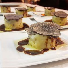 Potatoes Truffles