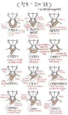 옷자료 Red Things tesla x red color Korean Traditional Clothes, Traditional Fashion, Traditional Dresses, Korean Dress, Korean Outfits, Drawing Tips, Drawing Reference, Tutorial Draw, Modern Hanbok