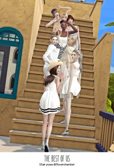 Flower Chamber: The best of us • Sims 4 Downloads