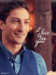 """S2 WCTH """"It's nice to see you."""" Jack Thornton"""