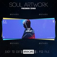 Soul Artwork Facebook Cover - Facebook #Timeline #Covers #Social Media Download here: https://graphicriver.net/item/soul-artwork-facebook-cover/19722420?ref=alena994