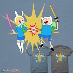 GENDER SWAPPED on Threadless