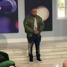 """Spotted: #Timbaland wears the Creative Recreation Castucci for his new series, """"The Pop Game"""""""