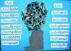 ελια νηπιαγωγειο - Αναζήτηση Google Greek Language, Autumn Crafts, Fall Is Here, Olive Tree, Projects To Try, Activities, Grammar, Plants, Google