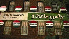 Baltimore, MD - Little Italy
