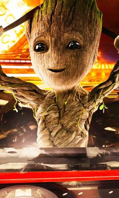 Guardians of the Galaxy, Baby Groot