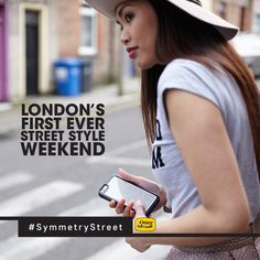 Date for your diary! #SymmetryStreet, London's first ever #streetstyle fashion weekend takes place April 17th & 18th and includes a series of live runway shows in the Spitafield's Market E1. Check out our blog for more info and for how you can get your hands on a FROW goodie bag! Link in bio. #MyStyle #London
