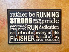 Medal Display Holder Marathon Half Marathon by FrameYourEvent