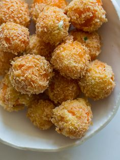 Peppadew Poppers - stuffed with cream cheese and chives and breaded with Panko!