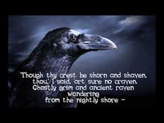 "Christopher Lee (R.I.P.) Reads Edgar Allan Poe's ""The Raven,"" and From ""The Fall of the House of Usher"" 