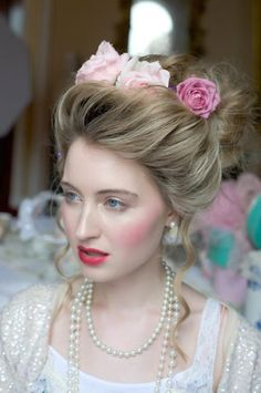 A Marie Antoinette Wedding Photoshoot | Ideal Bride Magazine