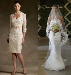 Wedding Suits For Women And Gown