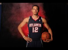 John Jenkins of the Atlanta Hawks poses for a portrait during the 2012 NBA rookie photo shoot on August 21, 2012 at the MSG Training Facility in Tarrytown, New York.2012 Rookie Photo Shoot - NBA Galleries