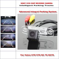 53.35$  Watch here - http://ali1sx.shopchina.info/go.php?t=32792163246 - Intelligent Parking Tracks Camera For Volvo C70 V70 XC 70 XC70 2006~2015 Backup Reverse / NTSC RCA AUX HD SONY 580 TV Lines 53.35$ #buychinaproducts