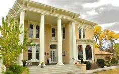 New Mexico: Luna-Otero Mansion in Los Lunas                                                                                                                                                                                 More