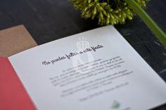 Stop & Dream   Invitación de boda · Wedding card: Coral
