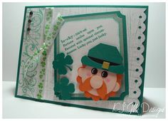 St. Patrick's Day by krystamc - Cards and Paper Crafts at Splitcoaststampers