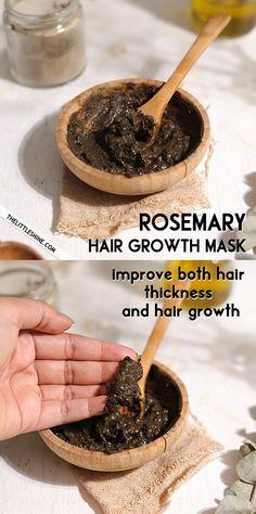 Hair Mask For Growth, Hair Growth Treatment, Hair Growth Tips, How To Darken Hair, Extreme Hair Growth, Hair Care Recipes, Essential Oils For Hair, Hair Serum, Natural Hair