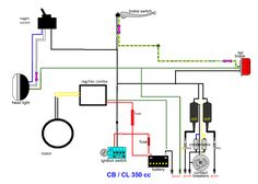 f4496d6291960b7f217e30d4beed13c4 cl minimal wiring system on a triumph 650 choppers pinterest triumph Coil Wiring Diagram at gsmx.co