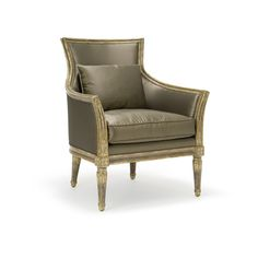 Louis XVI Bergere for living room