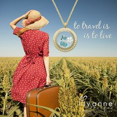To travel is to live   www.lilyannedesigns.com.au  #LilyAnneDesigns