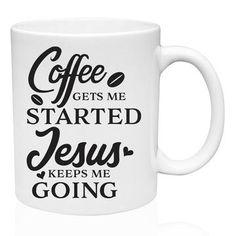 Coffee Tea Latte Gift Idea novelty office White Van Man FUELLED BY Mug