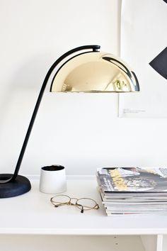 Cloche Bordlampe HAY